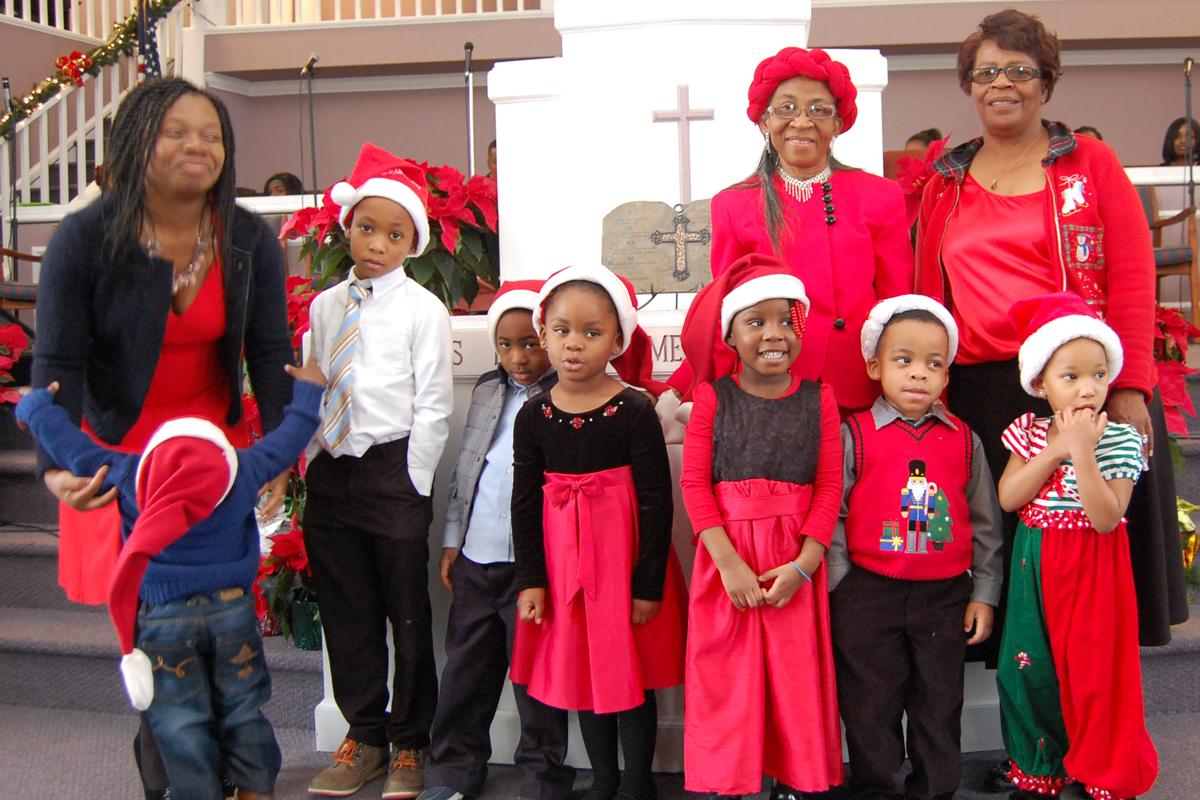 Christmas Primary Skit