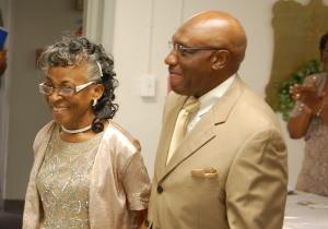 Pastor's 50th Anniversary