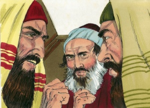 Jesus And The Religious Leaders