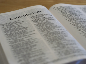 BIBLE-Lamentations