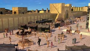 Judah Carried Captive to Babylon