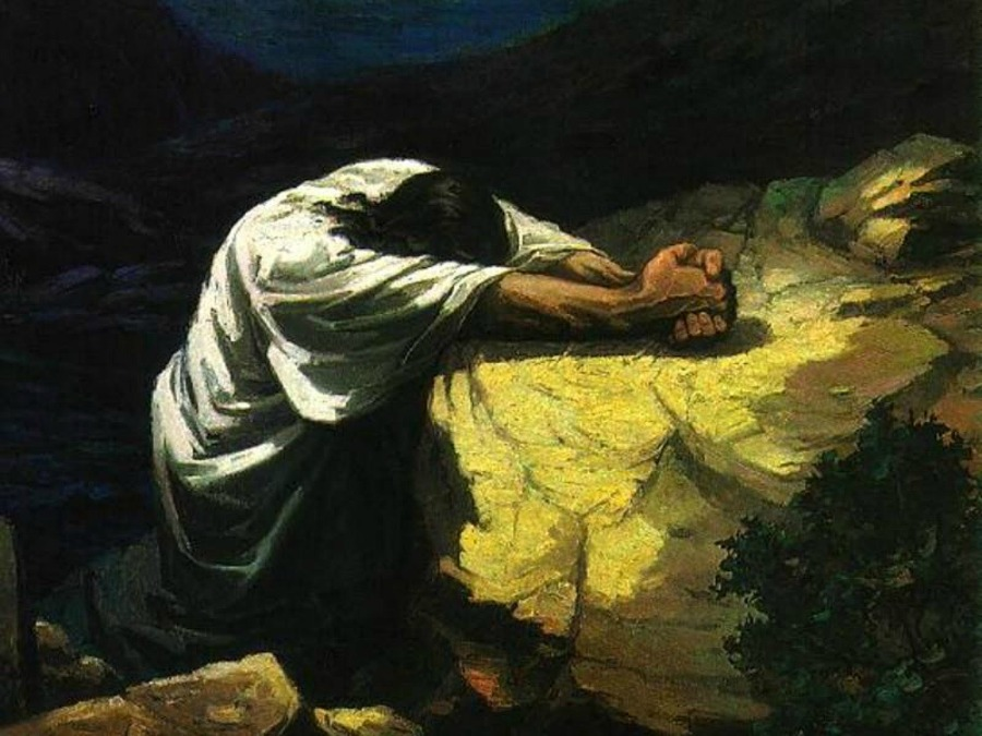 Jesus Carries Forward the Father's Will