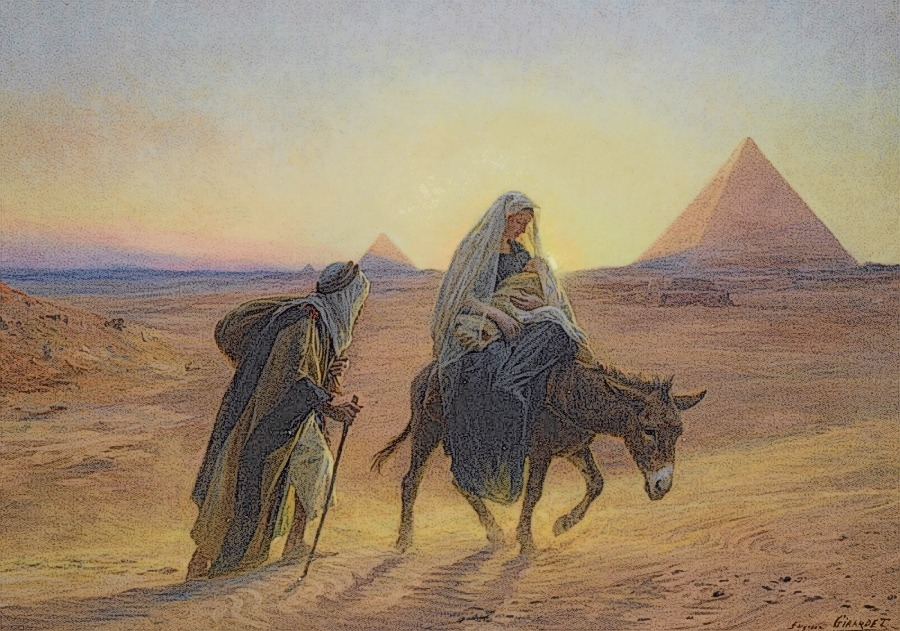 The Escape to Egypt