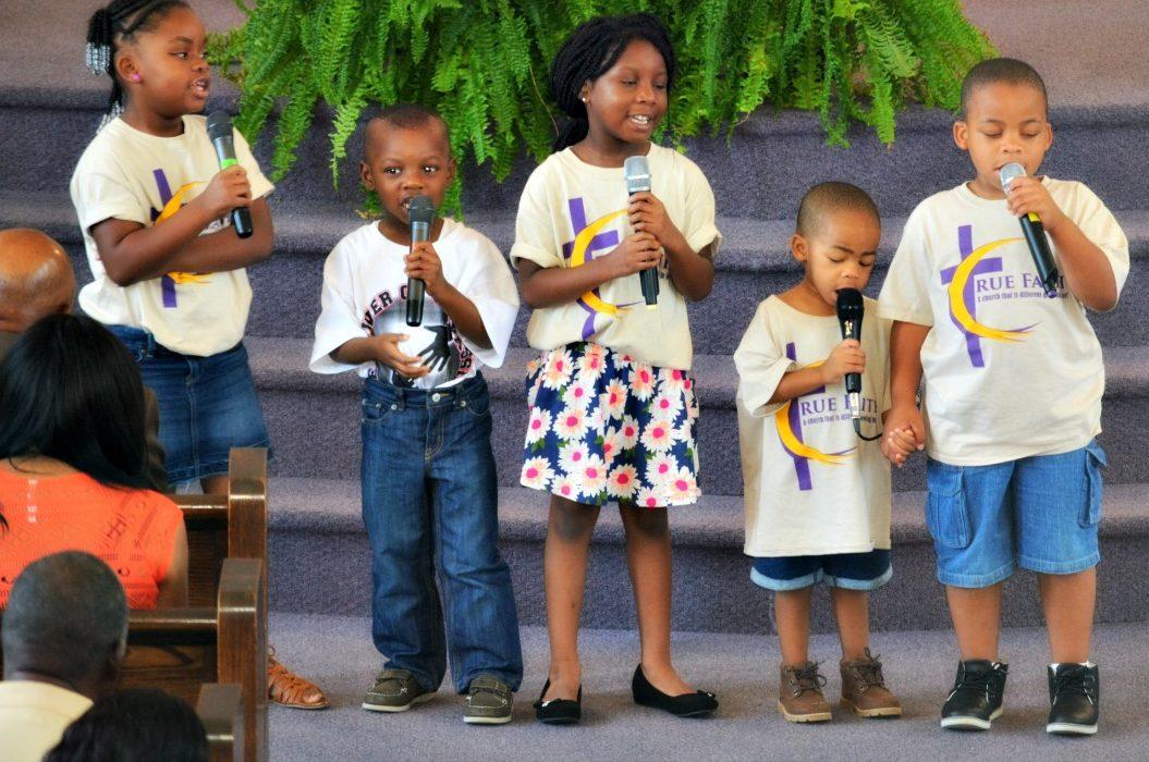 Sing Praises, O Gentiles