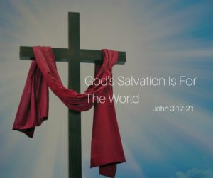 God's Salvation is for the World