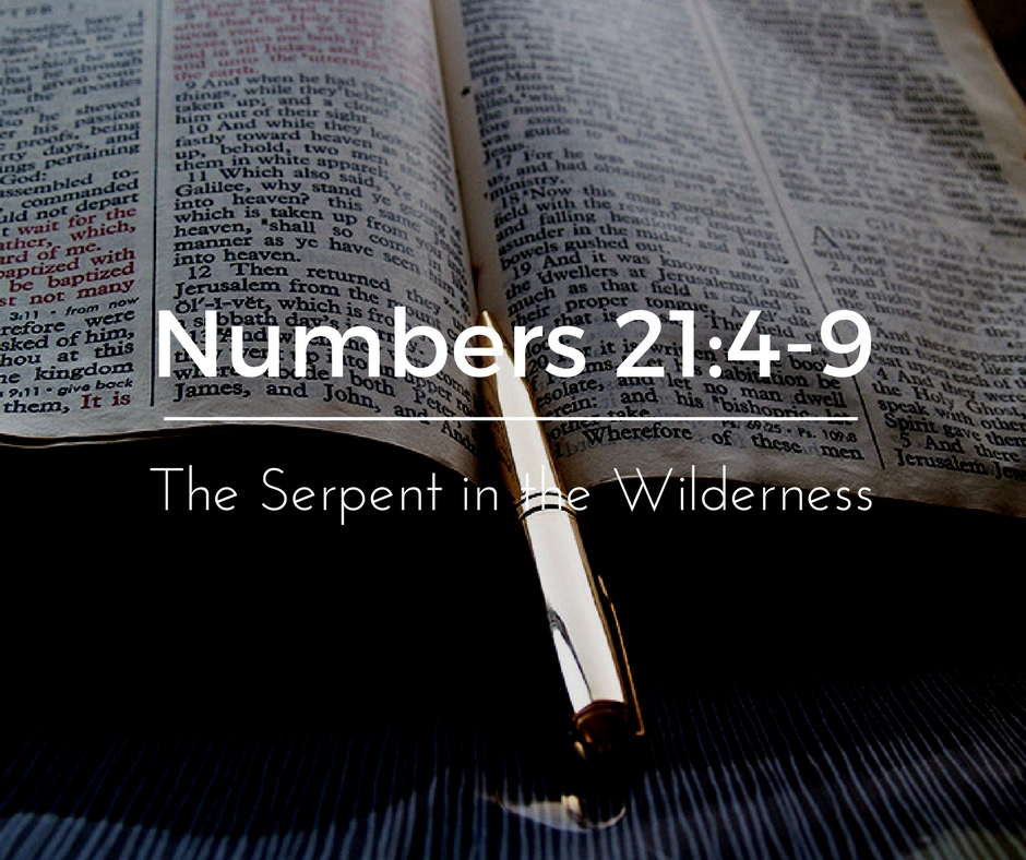 The Serpent in the Wilderness