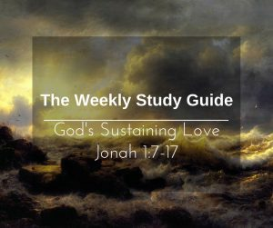 God's Sustaining Love – Wk of 5/1/17