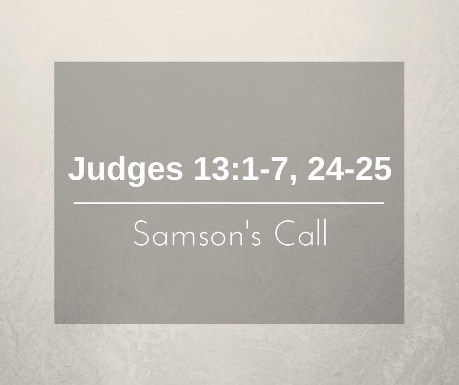 Samson's Call