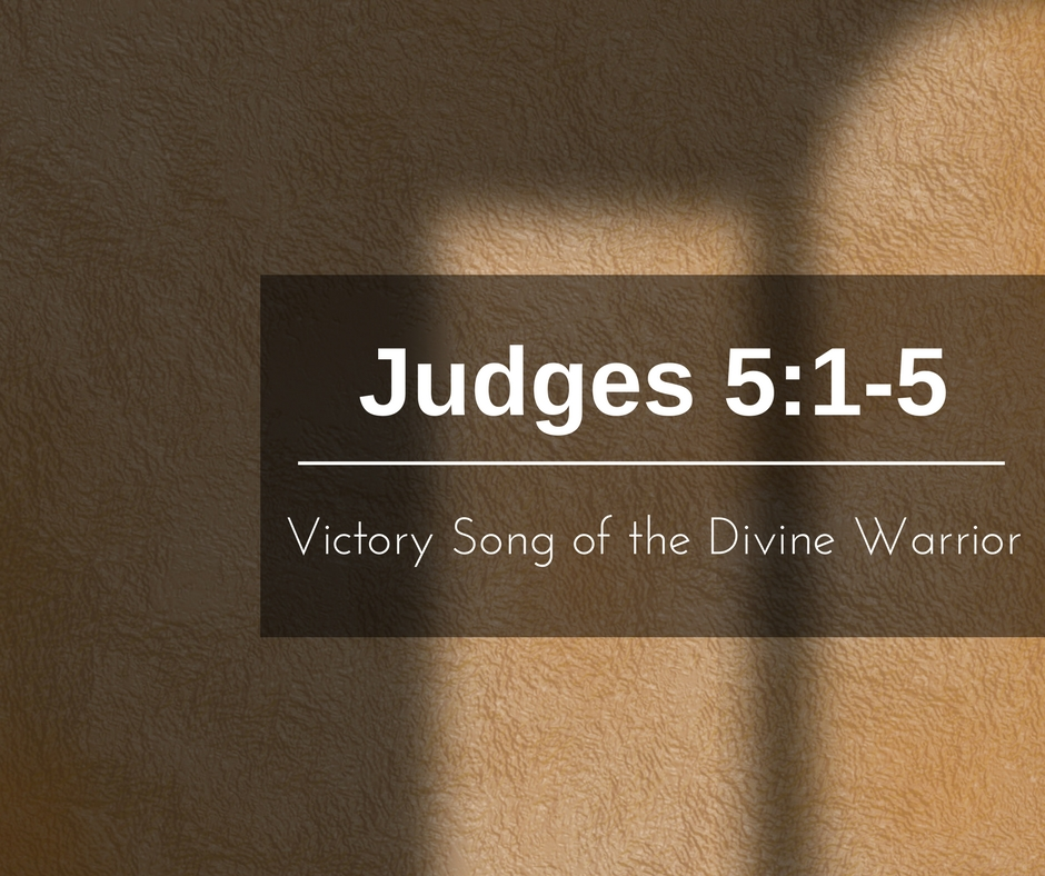 Victory Song of the Divine Warrior