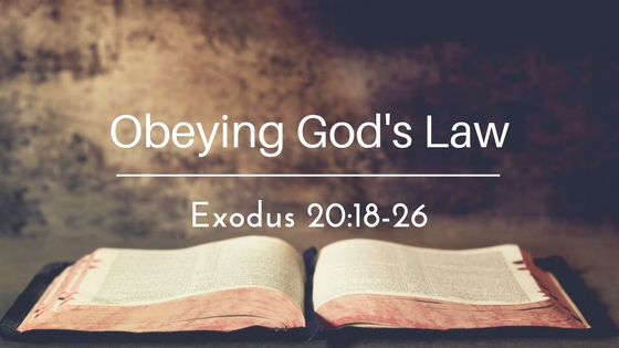 Obeying God's Law – The Weekly Study Guide